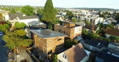 Dwell Development's Eco-Friendly Urban Dwelling