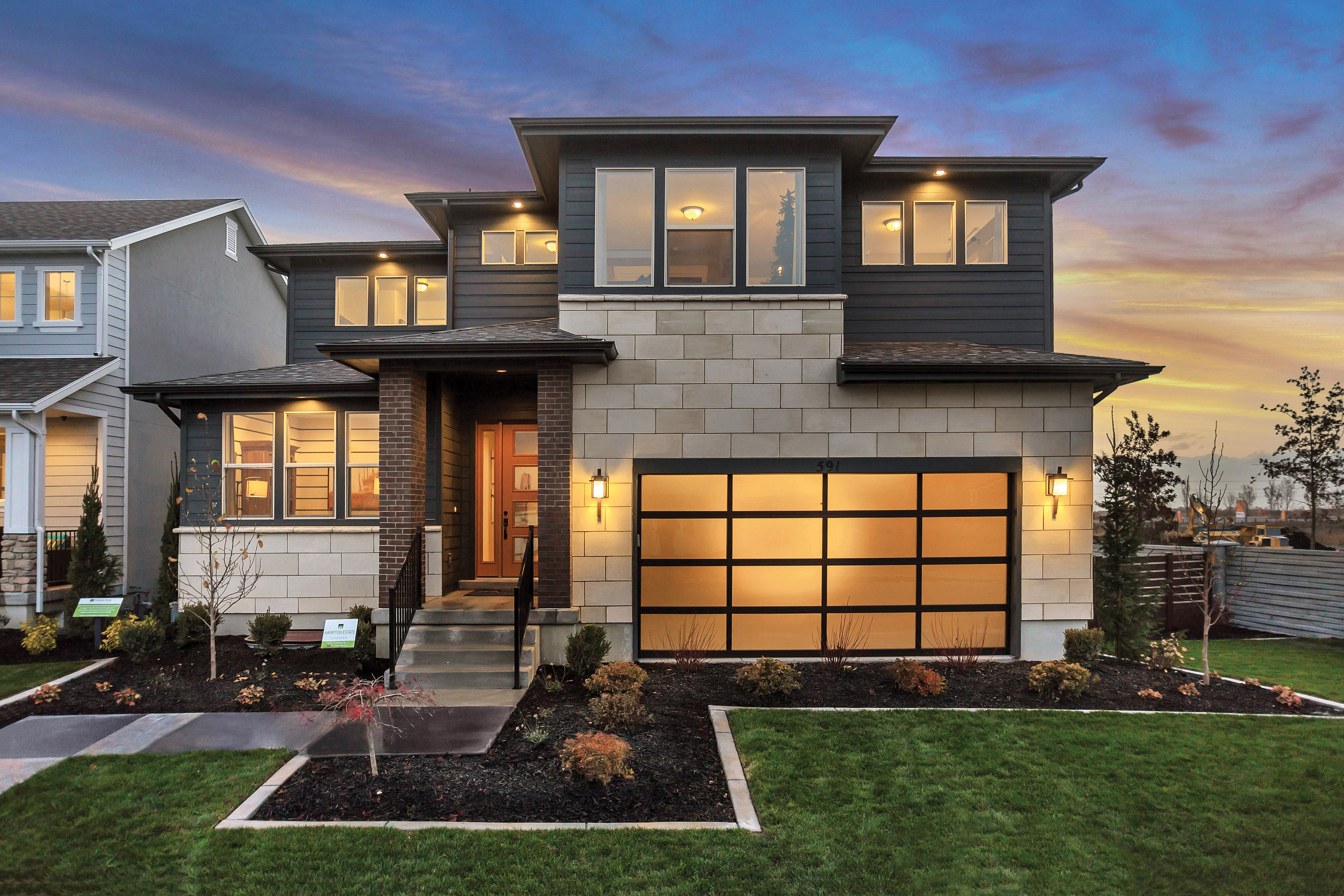 green builder profile woodside homes value integrity and
